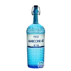 Poli Marconi 42 Gin Stile Mediterraneo