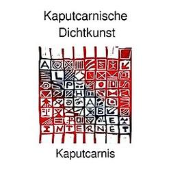 Kaputcarnische Dichtkunst.
