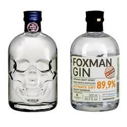 FOXMAN Ultimate Dry Gin 89,9%