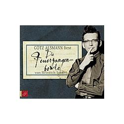 Die Feuerzangenbowle  4 Audio-CDs - Hörbuch