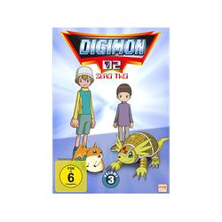 Digimon Adventure - Staffel 2.3 DVD