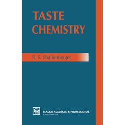 Taste Chemistry als Buch von R.S. Shallenberger