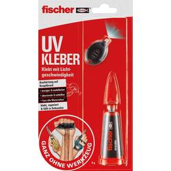 Fischer UV-Kleber 545866 4g