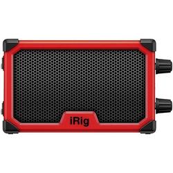 IK Multimedia iRig Nano Amp E-Gitarrenverstärker Rot