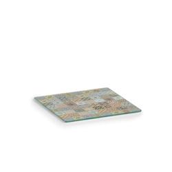Neuetischkultur Glasuntersetzer Topfuntersetzer Mosaik, 1-teilig, 1-tlg.