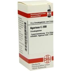 AGARICUS C 200 Globuli 10 g