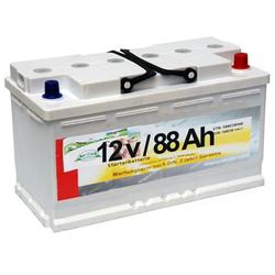 Weidezaunakku »Starterbatterie« Nassbatterie · 12v 88Ah