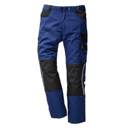 Arbeitshose Pull, mit Knieverstärkung blau Herren Arbeitshosen Arbeits- Berufsbekleidung