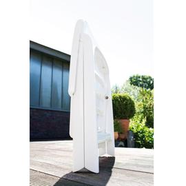 Kettler Nizza 62 x 68 x 107 cm weiß klappbar