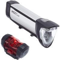 Busch & Müller LED-Batterieleuchtenset Ixon Core/Ixxi