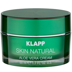 Klapp Skin natural Aloe Vera Cream 50 ml