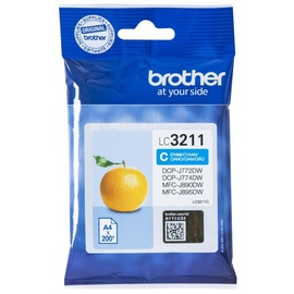 Brother LC-3211C cyan