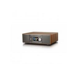 Albrecht DR 890 CD Analog/Digital 30W Walnuss CD-Radio Internet / Digitalradio DAB+ / UKW / BT / CD-Player / USB (27389.02)