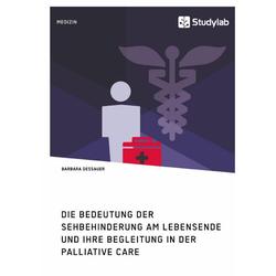 Die Bedeutung der Sehbehinderung am Lebensende und ihre Begleitung in der Palliative Care