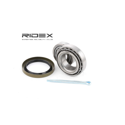 RIDEX Radlagersatz 654W0446  HYUNDAI,MITSUBISHI,ATOS MX,PONY X-2,PONY / EXCEL Stufenheck X-2,PONY,PONY Stufenheck X-1,STELLAR F31_, SF2_,PONY Wagon