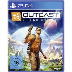 Outcast - Second Contact PS4 USK: 16