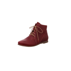 Stiefelette Think! rot