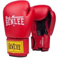 BENLEE Rocky Marciano Boxhandschuhe Rodney rot/schwarz 12 oz
