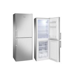 Amica Kühlschrank AKG 3845 E, 148 cm hoch, 52 cm breit, LED-Beleuchtung
