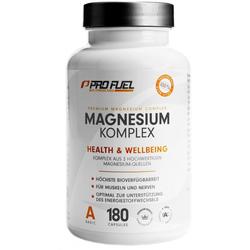 ProFuel Magnesium Komplex, 180 Kapseln Dose