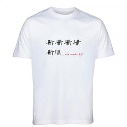 """T- Shirt Standard zum 30.Geburtstag """"Für immer 29"""""""