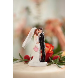 HomeLiving Dekofigur Hochzeitspaar