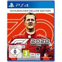 Schumacher - Deluxe Edition (USK) (PS4)
