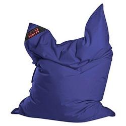 SITTING POINT BIGFOOT SCUBA Sitzsack blau