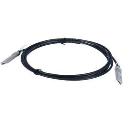HPE - 487655-B21 - Netzwerkkabel - Kabel - Netzwerk Netzwerkkabel 3 m - Kupferdraht - Silber, Sc
