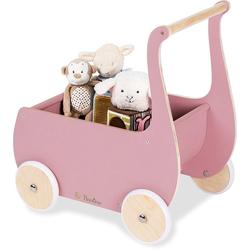 Pinolino® Puppenwagen Mette, rosa