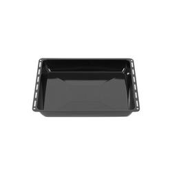 ICQN Backblech 445 x 375 x 25 mm Fettpfanne für Backofen, Emaille, (1-St) 44.5 cm x 4 cm