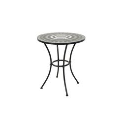 moebel-direkt-online Gartentisch Bodo (1-St), mit Mosaik-Tischplatte grün