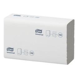 Papierhandtücher weiß, Tork, 21.3 cm