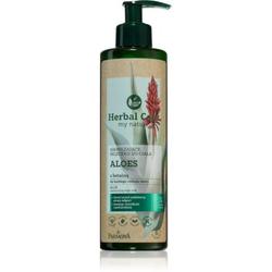 Farmona Herbal Care Aloe feuchtigkeitsspendende Bodylotion mit Aloe Vera 400 ml