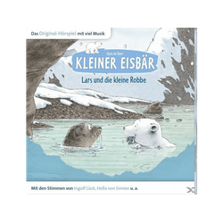 Kleiner Eisbär - Lars Und Die Kleine Robbe (CD)