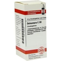 DULCAMARA C 30 Globuli 10 g