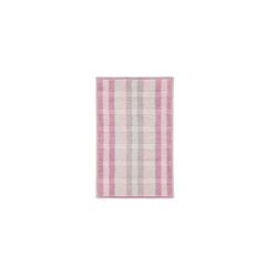 Cawö Gästetuch Noblesse Interior Streifen in rose, 30 x 50 cm