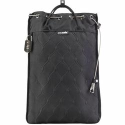 Pacsafe Travelsafe 12L GII Portable Safe Torba z kablem zabezpieczającym przed kradzieżą 52 cm black