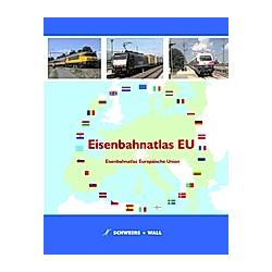 Eisenbahnatlas EU - Buch