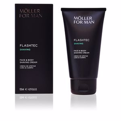 FLASHTEC SHAVING face & body shaving cream 125 ml