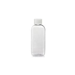 100ml ovale Pet-Flasche