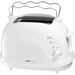 Toaster COOL TOUCH weiß CLATRONIC