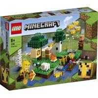 Lego Minecraft Die Bienenfarm 21165