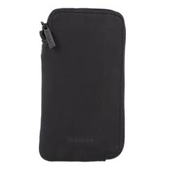oxmox New Cryptan Smartphone Hülle Portfel 18 cm black