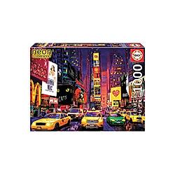 Neon Times square   (Puzzle)
