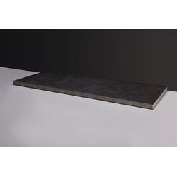 Natursteinplatte  (60,5 cm) Bluestone, 400052