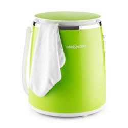 Mini Waschmaschine Schleuderfunktion Wäscheschleuder 3,5kg 380W »Ecowash Pico«, Waschmaschinen, 36726830-0 grün grün
