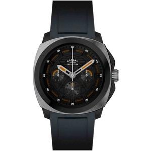 Rotary Herren-Armbanduhr XL Evolution Chronograph Leder EGS00004/TZ1/04