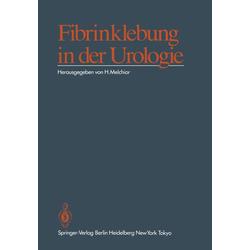Fibrinklebung in der Urologie als Buch von