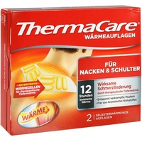 Pfizer Thermacare Nackenumschläge 6 St Ab 1824 Im